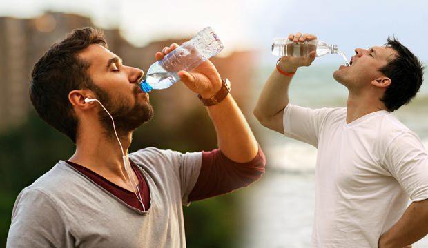 Çok su tüketmenin bilinmeyen zararları
