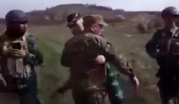Ermenistan askerlerinden provokasyon girişimi