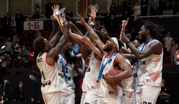 EuroCup'ta şampiyon Monaco