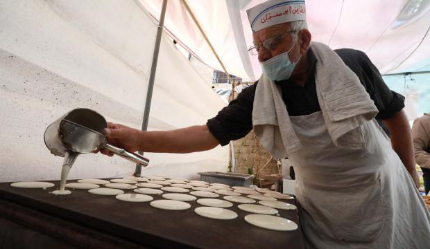 Ramallah'ta yarım asırdır ağızları tatlandırıyor