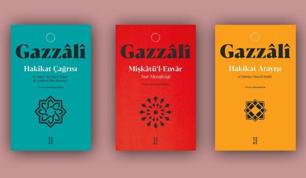 Gazzâli'nin üç eseri okuyucuyla buluştu