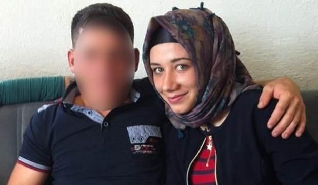Genç kadın kocasının gözleri önünde öldürüldü