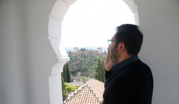 İspanya'da, ezanın yüksek sesle okunabildiği tek cami