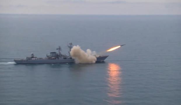 Karadeniz'de tatbikat: İlk kez ateşlendi!