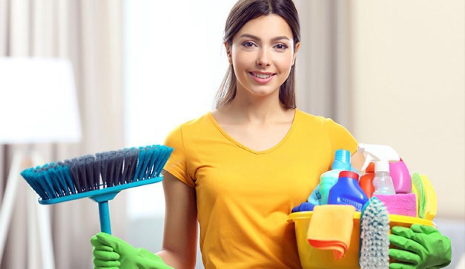 Mayıs ayında temizlik nasıl yapılır? En kolay temizlik yapma önerileri! Dip köşe temizlik