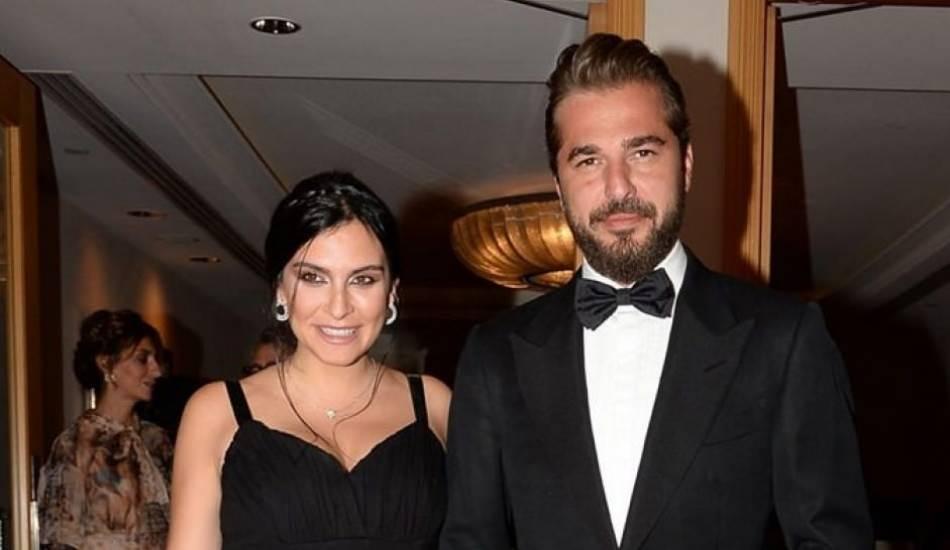 Neslişah Alkoçlar'dan eşi Engin Altan  Düzyatan'la romantik paylaşım!