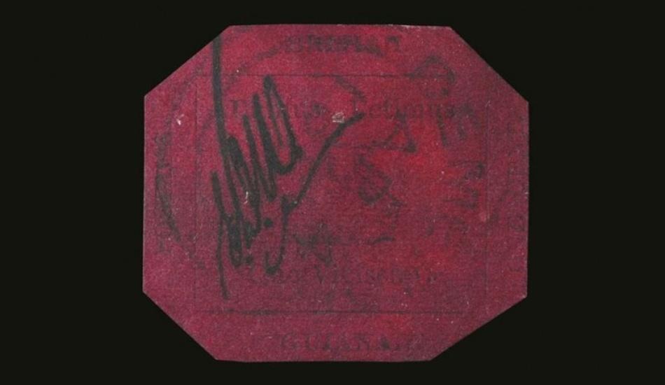 Posta pullarının Mona Lisa'sı rekor fiyata alıcı buluyor!