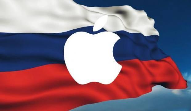 Rusya'dan Apple 'a 12 milyon dolarlık ceza