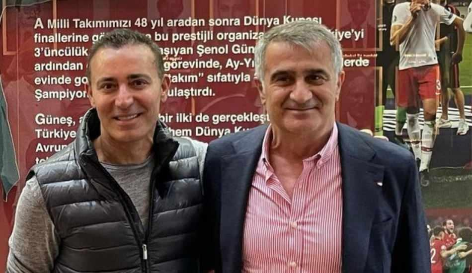 Şenol Güneş istedi, Mustafa Sandal Milli Takım'a şarkı yapacak!