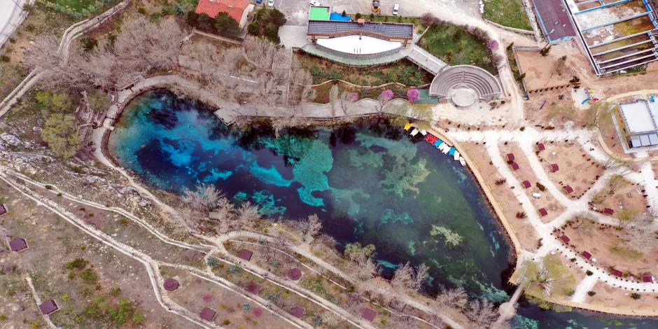 Sivas'ın doğal akvaryumu cazibe merkezi olacak