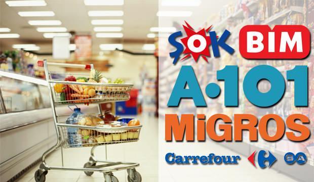 BİM A101 ŞOK Migros Carrefoursa 30 Nisan - 17 Mayıs açılış kapanış saatleri!