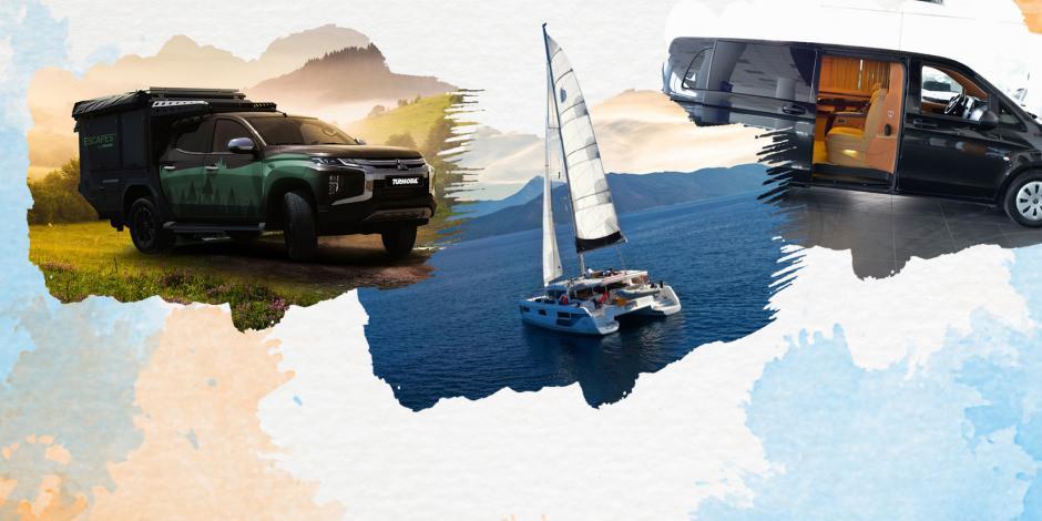 Sosyal mesafeli tatilde kiralık araçlara talep artıyor