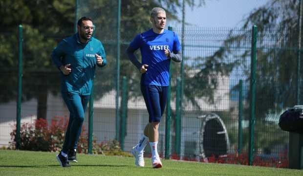Trabzonspor'da Berat sezonu kapatabilir