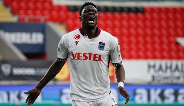 Trabzonspor'da Ekuban yine fark yarattı
