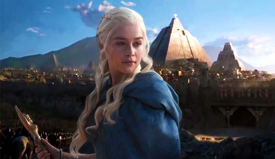 Yeni Game of Thrones dizisi House of the Dragon'ın çekimlerine başlandı!