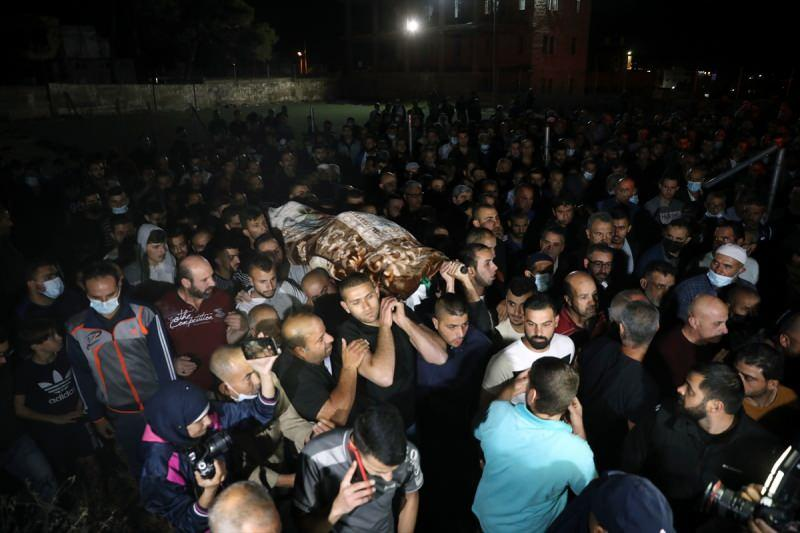 İsrail, Filistinli şehit kadının naaşını 5 gün sonra teslim etti