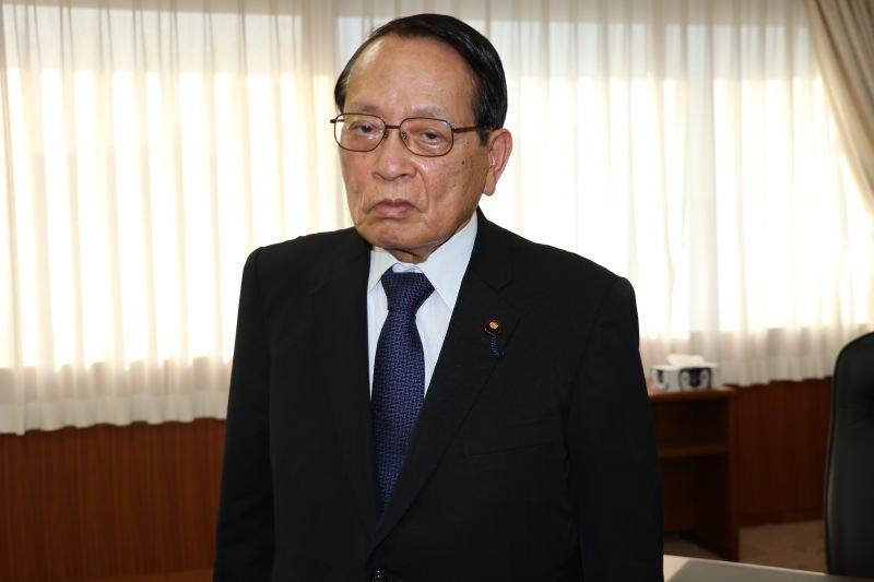 Japonya Yeniden Kalkınma Bakanı ve Fukuşima Nükleer Santral Kazası Sonrası Rehabilitasyondan Sorumlu Kabine Üyesi Hirasawa Katsuei