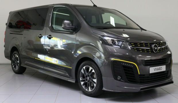 """Opel Vivaro-e, """"Yılın Uluslararası Vanı"""" ödülünü aldı"""