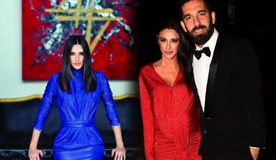 Arda Turan'ın eşi Aslıhan Doğan: Çocuklarımı hayırlı evlat olarak yetiştirmek istiyorum