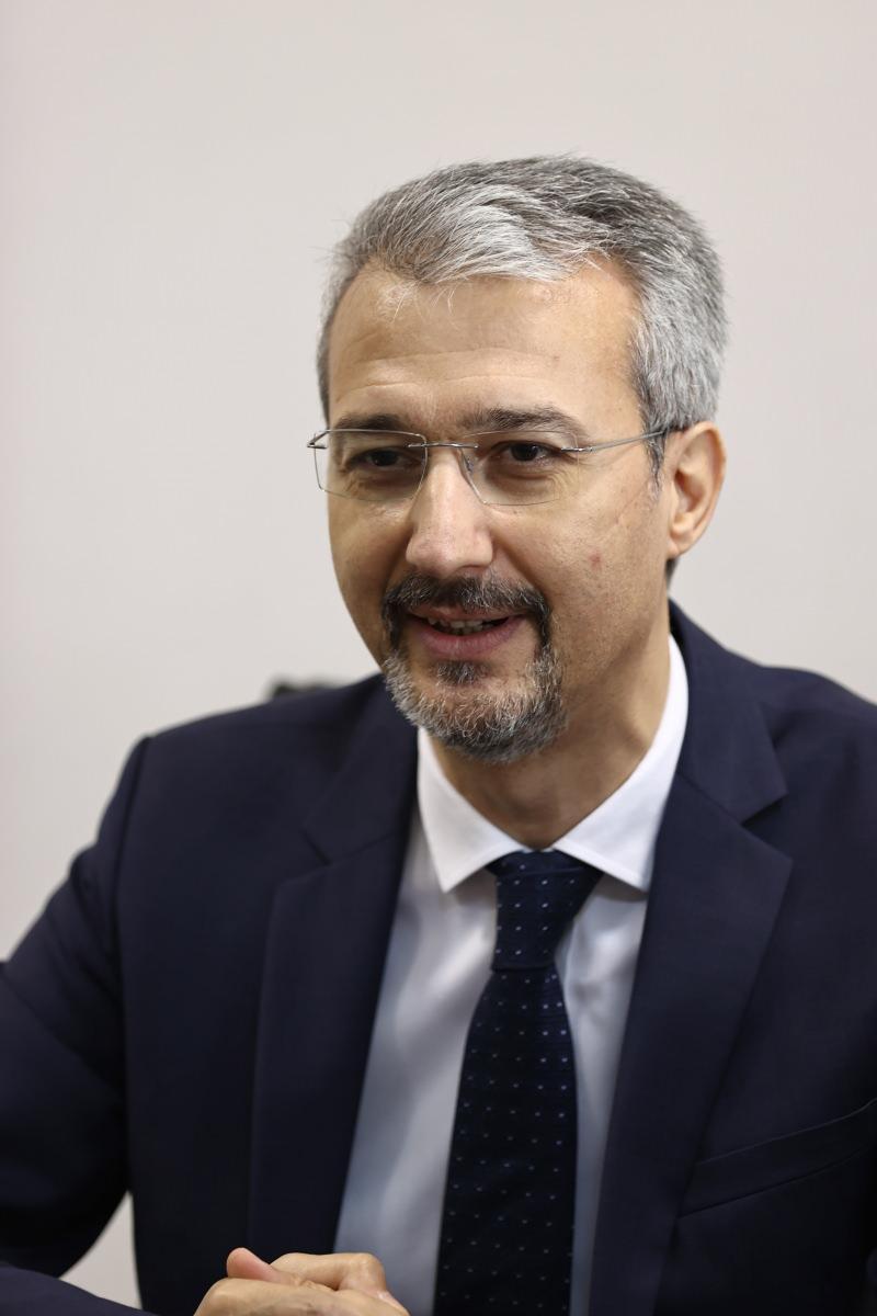 İÜC Cerrahpaşa Tıp Fakültesi Radyoloji Ana Bilim Dalı Başkanı Prof. Dr. Osman Kızılkılıç