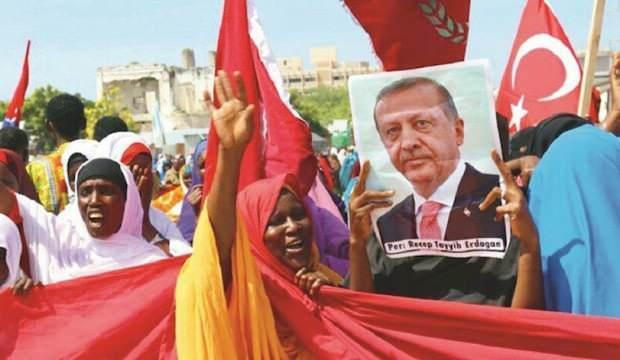 ABD'li kuruluş: Avrupa Türkiye'nin Afrika'daki varlığına alışmak zorunda