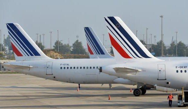 Air France, ilk çeyrekte 1,5 milyar euro zarar açıkladı