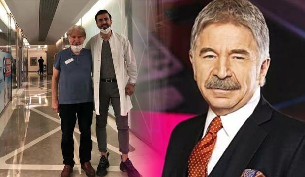 Ali Kırca, yıllar sonra ortaya çıktı! Efsane sunucunun doktor ziyareti sırasında çekilen fotoğrafı...