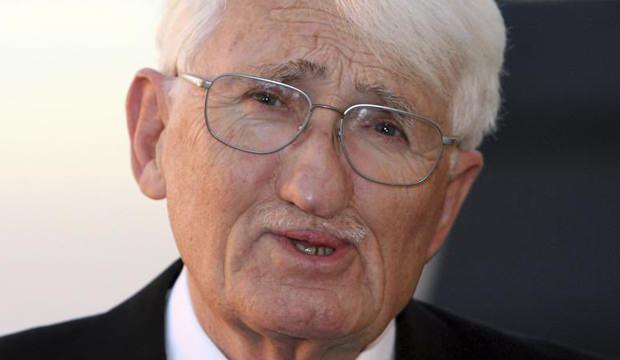 Alman filozof Habermas, BAE'nin ödülünü reddetti