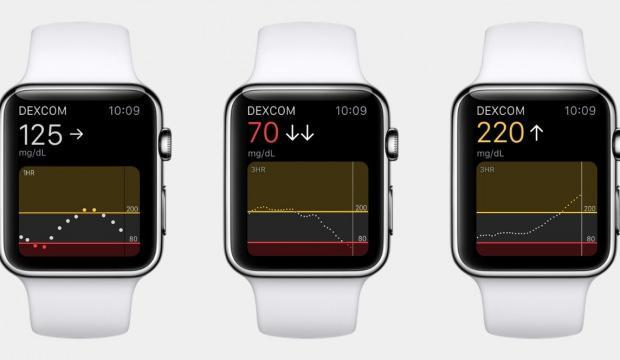 Apple Watch kan şekerini de ölçecek