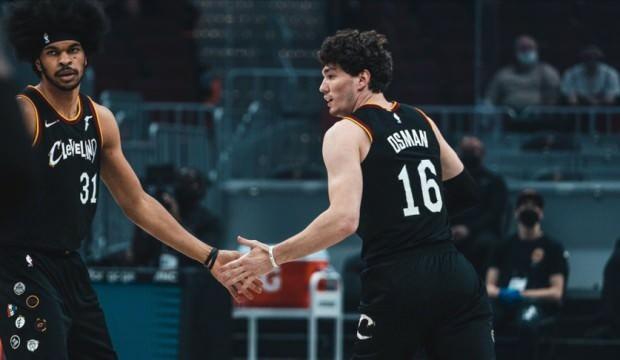 Cedi Osman'ın 16 sayısı Cavaliers'a yetmedi