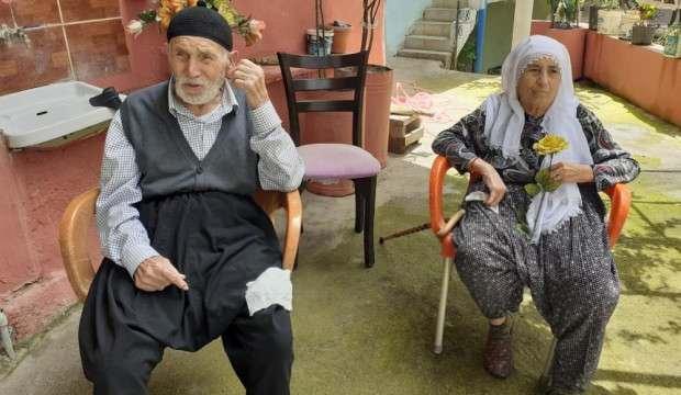 Osmaniye'de 90'lık karı-koca koronavirüsü yendi!