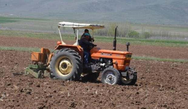 Erzurum tarımında kuraklık endişesi