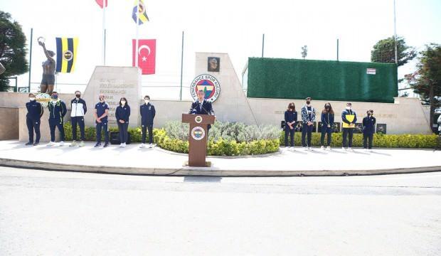 Fenerbahçe Başkanı Ali Koç'tan 114. yıl kutlaması