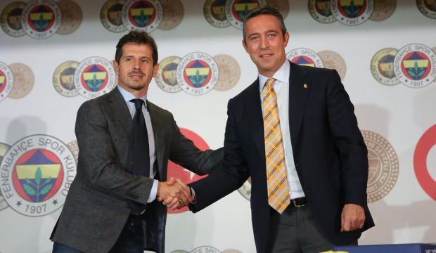 Fenerbahçe'de 2024'e kadar Emre Belözoğlu kararı!