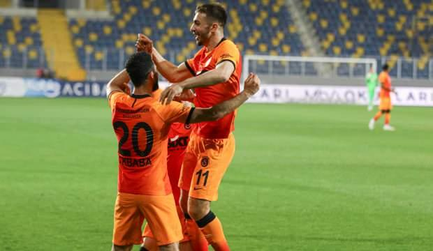 Galatasaray'da parola 6'da 6'yı tutturmak