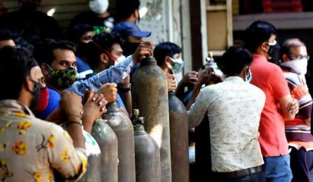 Hindistan'ın Haryana eyaleti 7 günlük tam kapanma ilan etti