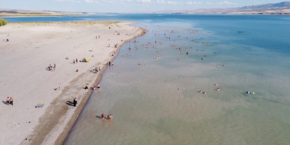 İç Anadolu'nun plajına dev yatırım
