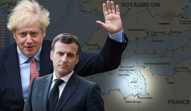 İngiltere ile Fransa arasında Jersey krizi: Macron Türkiye'nin sözüne geldi