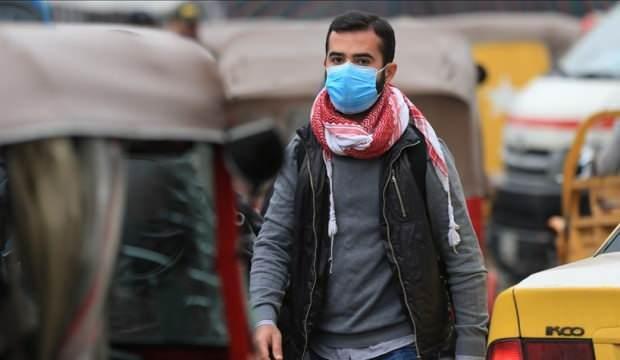 Irak'ta ve Ürdün'de 72 kişi koronavirüsten hayatını kaybetti