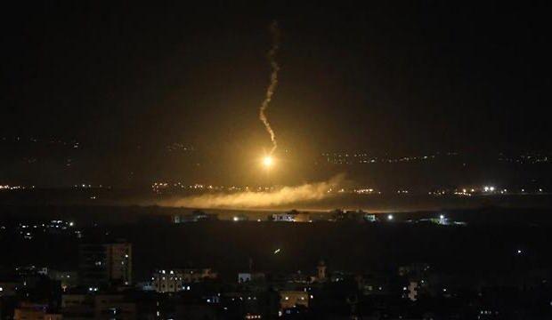 """""""İsrail, Suriye'ye füze ile saldırdı"""" iddiası"""