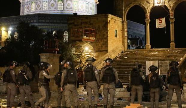 Bakan Koca ve Bakan Selçuk'tan İsrail'in Mescid-i Aksa'ya saldırılarına ilişkin paylaşım