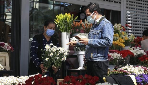 İstanbul çiçekçilerinde Anneler Günü yoğunluğu yaşandı