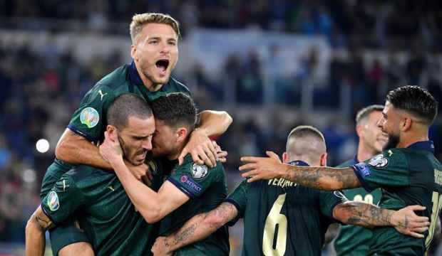 İtalya'da, Euro 2020 öncesi milli takım oyuncuları aşılanıyor