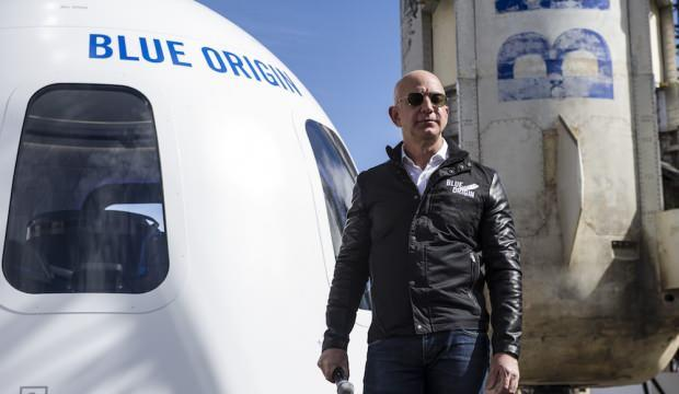 Jeff Bezos uzay turizmi için bilet satışına başlıyor