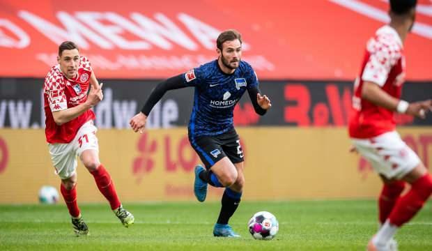 Mainz ve Hertha Berlin yenişemedi!