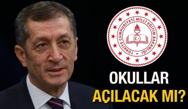 Okullar ne zaman açılacak? MEB Bakanı Ziya Selçuk açıkladı! 17 Mayıs sonrasında...