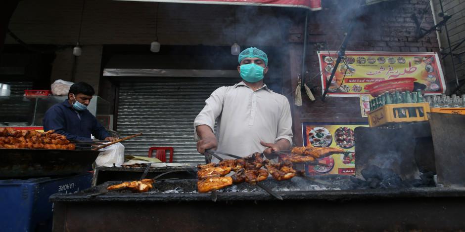 Pakistan'ın sokak lezzetleri