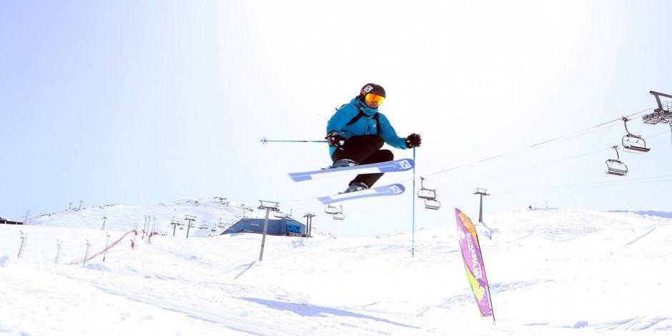 Palandöken'de kayak sezonu Kasım'da açılacak