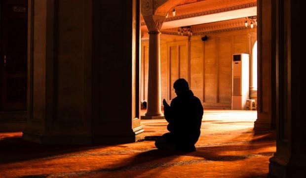 Ramazana özgü itikaf günleri başladı