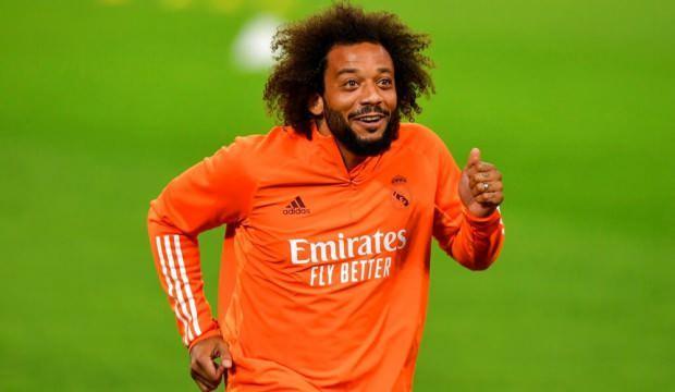 Sandık görevini devreden Marcelo takıma katıldı